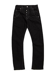 NORDIC PANTS - USED BLACK