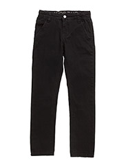 BALE TWILL PANTS - BLACK
