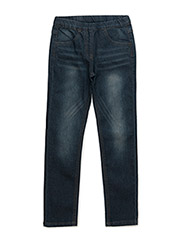 JENA DENIM PANTS - STONE BLUE
