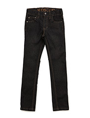 BALE DENIM PANTS - ROCK BLACK