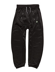 KORNEL SPORT PANTS - BLACK