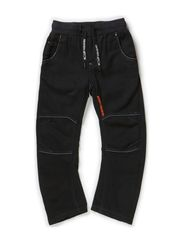 Pants JETON - BLACK