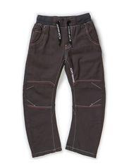 Pants JETON - OPAL GREY