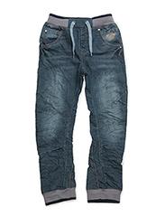 JETON DENIM PANTS - USED BLUE