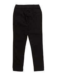 GAVIN GAVIN TWILL PANTS - BLACK