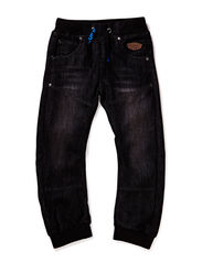 JETON DENIM PANTS - OLE BLACK