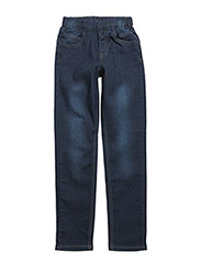 JENA PANTS - BLEACHED BLUE
