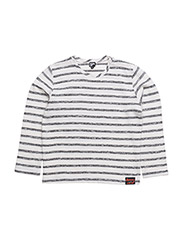 BEN SWEAT PULLOVERS - OFF WHITE