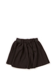 ENE KNIT SKIRT - BLACK