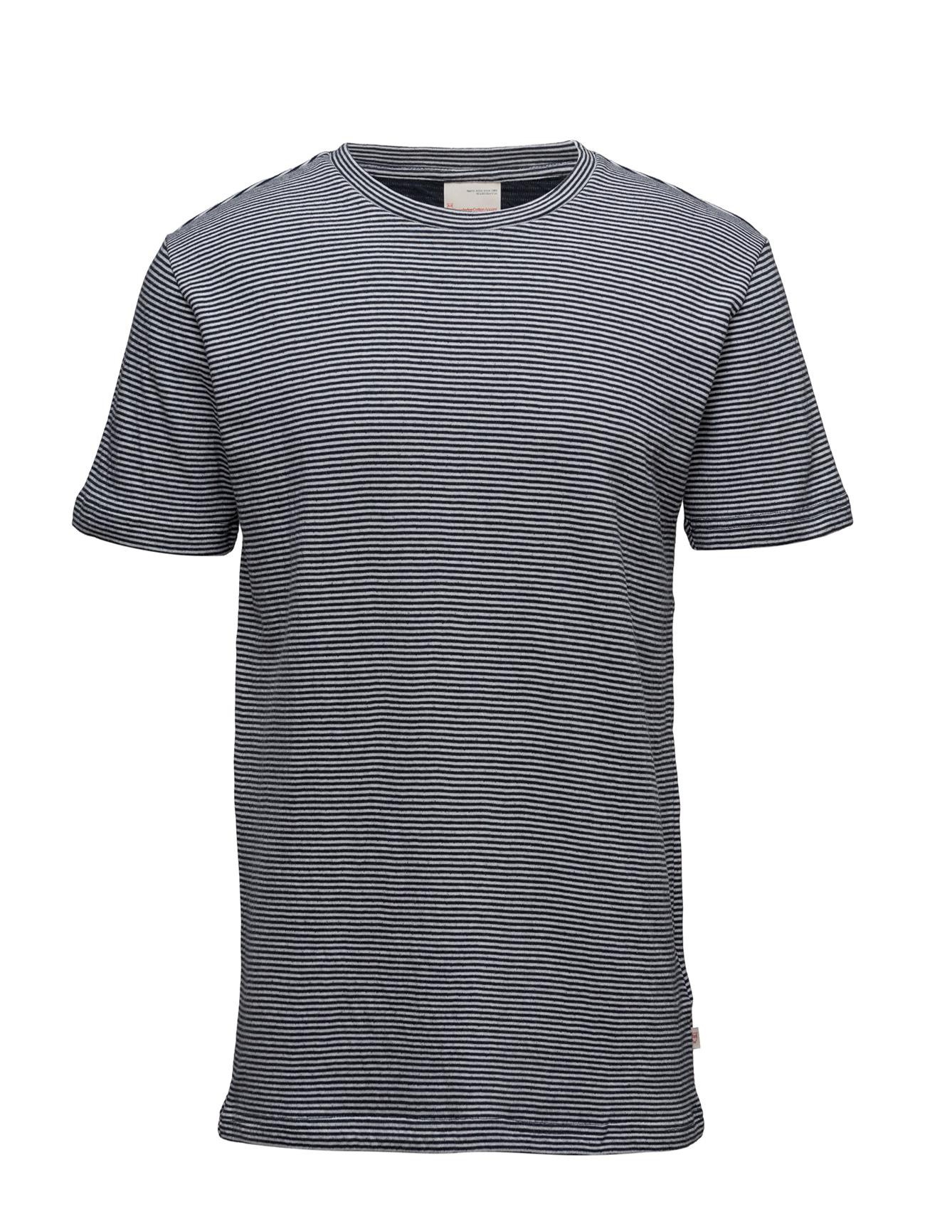 Double Layer T-Shirt - Gots Knowledge Cotton Apparel Kortærmede til Herrer i