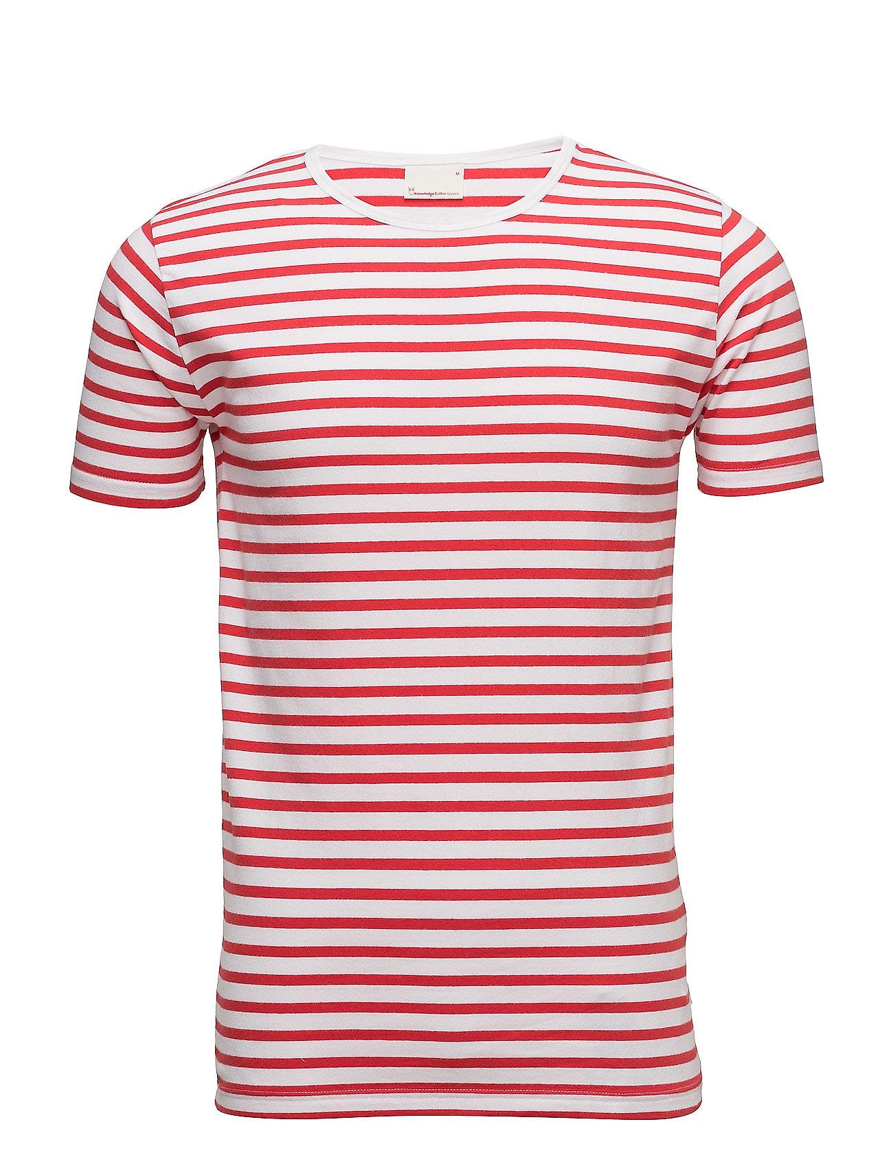 Single Jersey Yarndyed Striped T Sh (2599513345)
