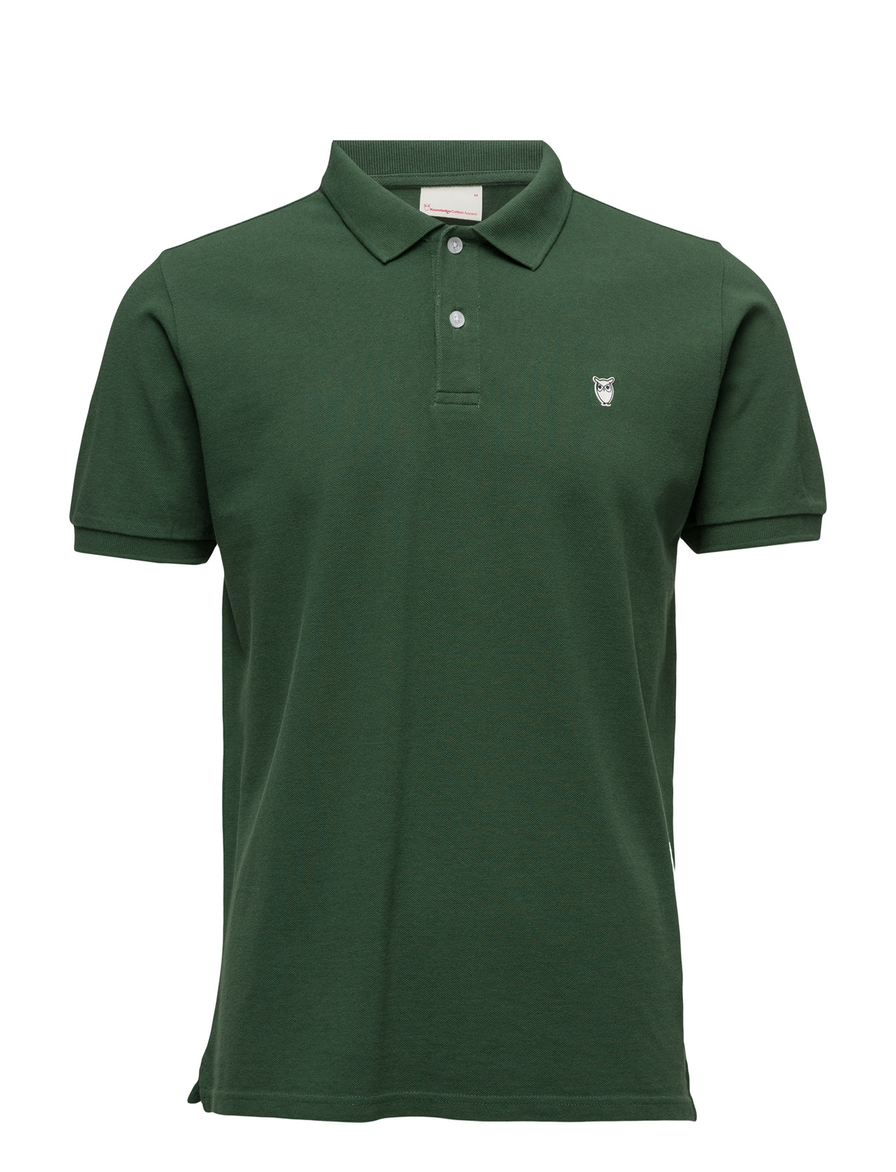 Pique Polo -  Ocs Knowledge Cotton Apparel Polo t-shirts til Mænd i