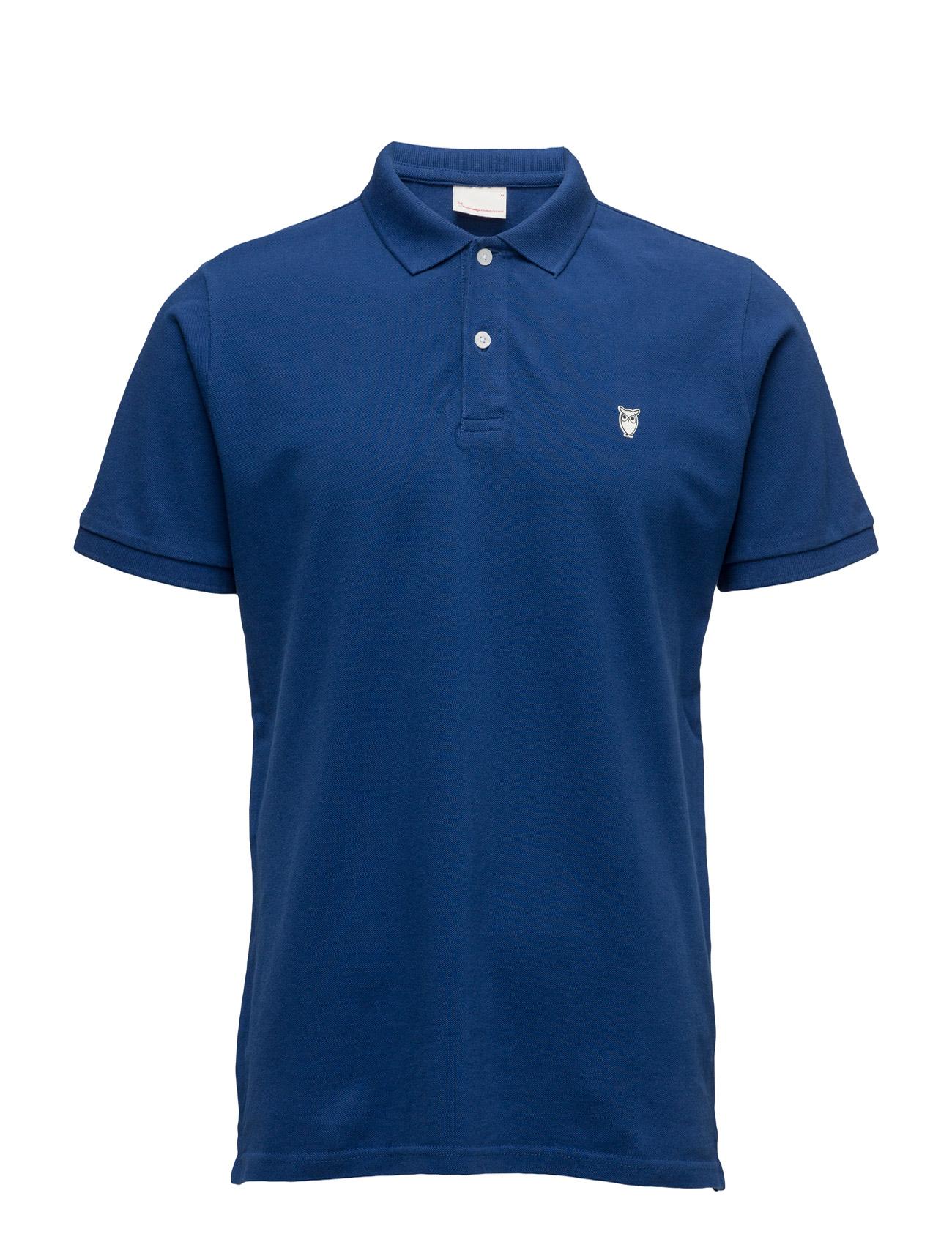 Pique Polo -  Ocs Knowledge Cotton Apparel Kortærmede polo t-shirts til Herrer i