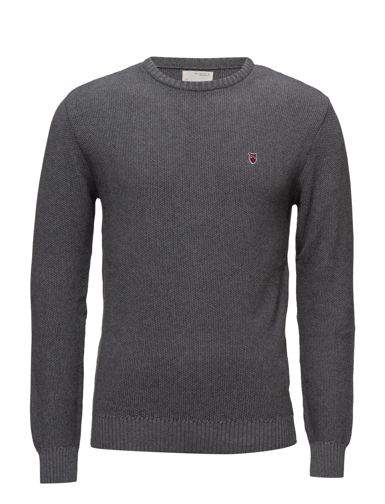 Basic Knit Knowledge Cotton Apparel Striktøj til Mænd i