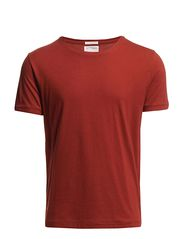 Knowledge Cotton Apparel - Basic Regular Fit O-Neck Tee