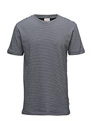 Double Layer T-Shirt - GOTS - TOTAL ECLIPSE