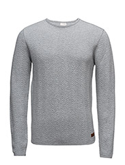 Quited Sweat - OCS - GREY MELANGE