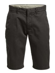 Twisted Twill Shorts - Castlerock