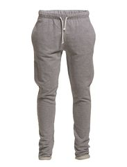 Sweatpants GOTS - Grey Melange