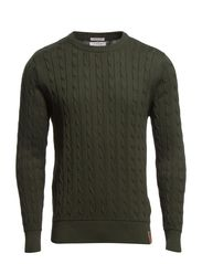 CABLE KNIT - Forrest Night