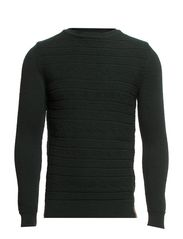 Jacquard Knit - Forrest Night
