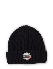 Patent Knit Hat - Total Eclipse