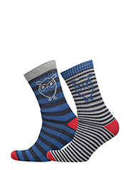 Tennis Socks 2pack - TOTAL ECLIPSE