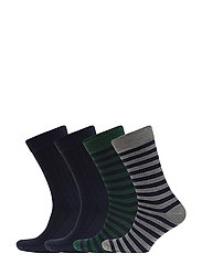 Gift Box Tennis Socks 4 pack GOTS - ITEM COLOUR