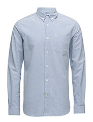 Button Down Oxford Shirt - GOTS - LIMOGES