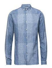 Big Check Shirt - GOTS - LIMOGES