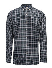 Small Checked Shirt -GOTS - FORREST NIGHT