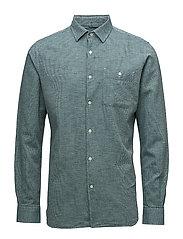 Structured shirt - GOTS - BAYBARRY