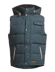 Knowledge Cotton Apparel - Down Vest