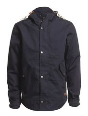 Jacket With Quilted Functional inne - Total Eclipse