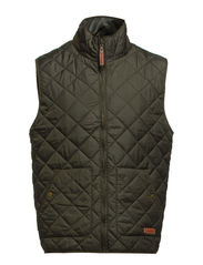 Reversible Vest - Forrest Night