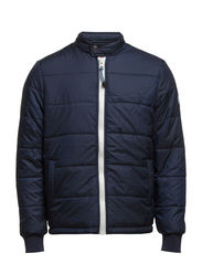PET Quilted Jacket - Total Eclipse