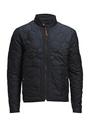 Reversible Quilted Jacket - TOTAL ECLIPSE