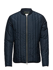 Quilted Worker Jacket - TOTAL ECLIPSE