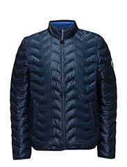 PET Wave Quilted Jacket - TOTAL ECLIPSE