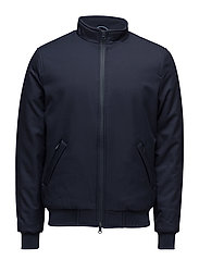 Soft Shell Bomber Jacket - GRS - TOTAL ECLIPSE