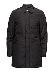 Rib Stop Functional Long Jacket - G - PHANTOM