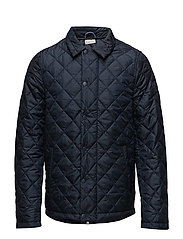 Quilted jacket - GRS - TOTAL ECLIPSE