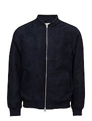 Suede Jacket - GRS - TOTAL ECLIPSE