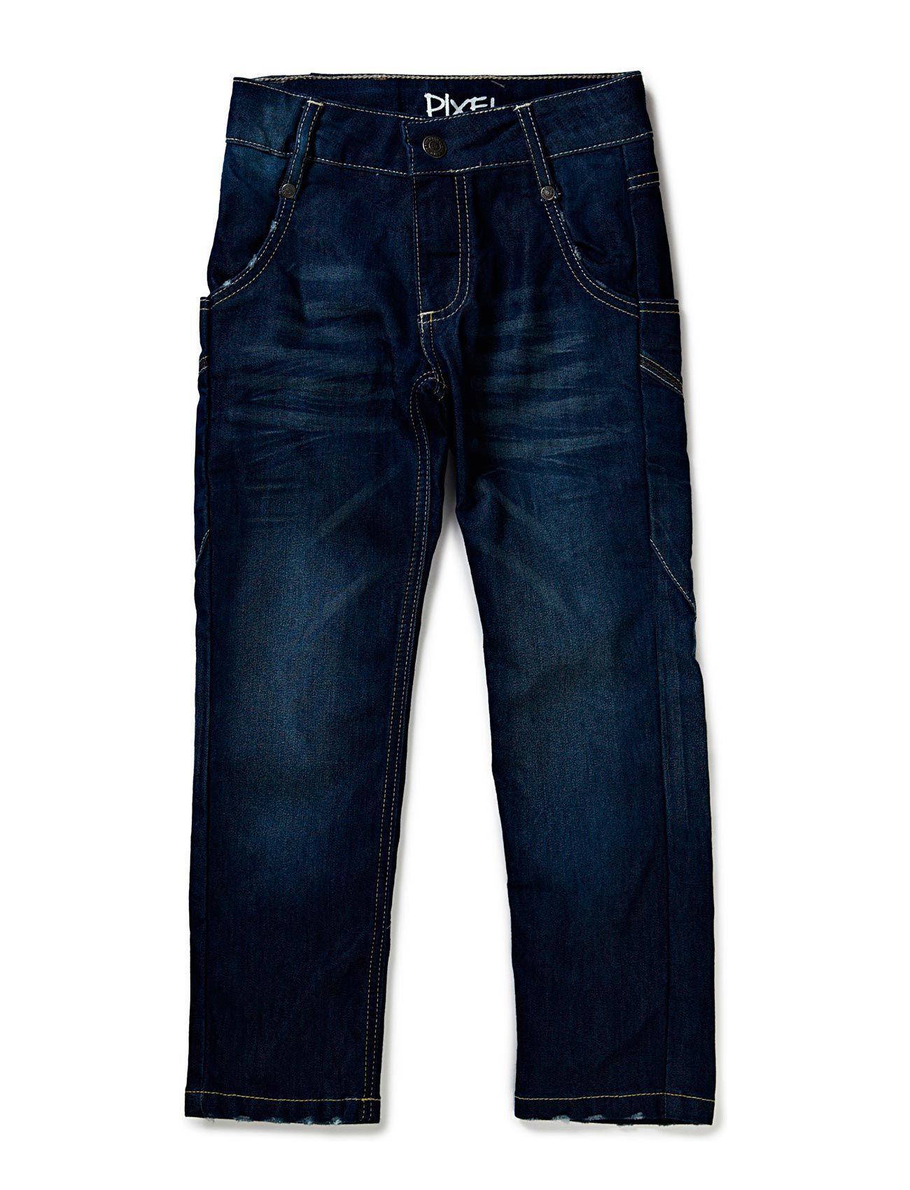Pixel Jeans