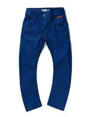 TWIST - coated blue