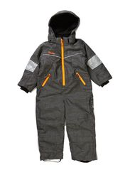 Victor Snowsuit - dark grey mix