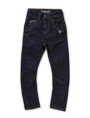TURN IT - dark blue denim