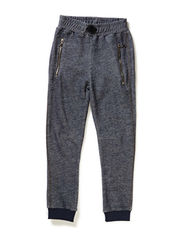 Sweat pants - blue mix