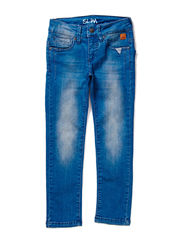 SLIM jeans - blue denim