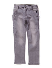 PIXEL jeans - grey denim
